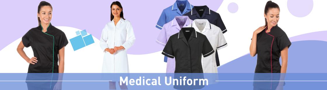 medical uniform dreamer