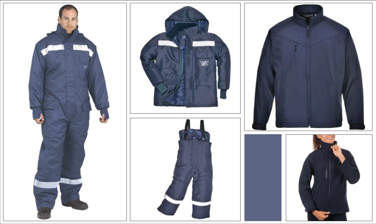 winter and freezer jacket