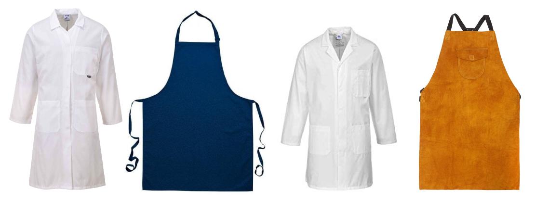 Aprons & Lab Coats